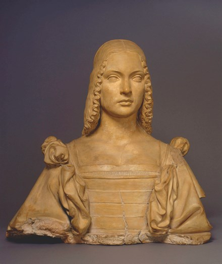 Isabella d'Este (1474-1534) marchioness of Mantua