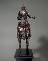 Henri IV on horseback