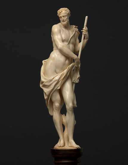 A Traveller - St John the Baptist