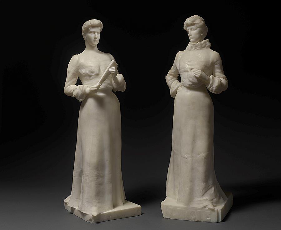 Deux Parisiennes