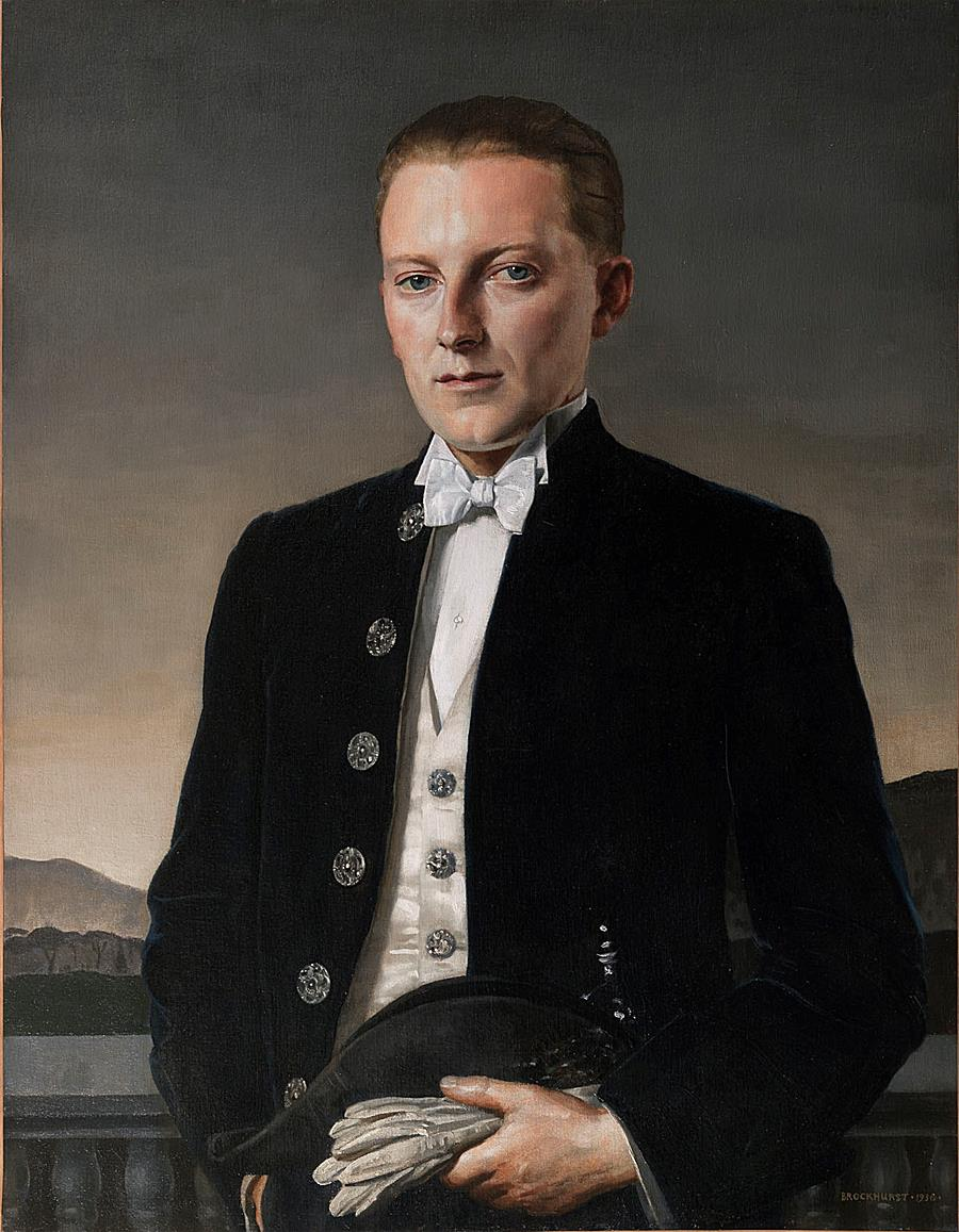Edward Alexander Partingdon, 3rd Baron Doverdale (1904-1949)
