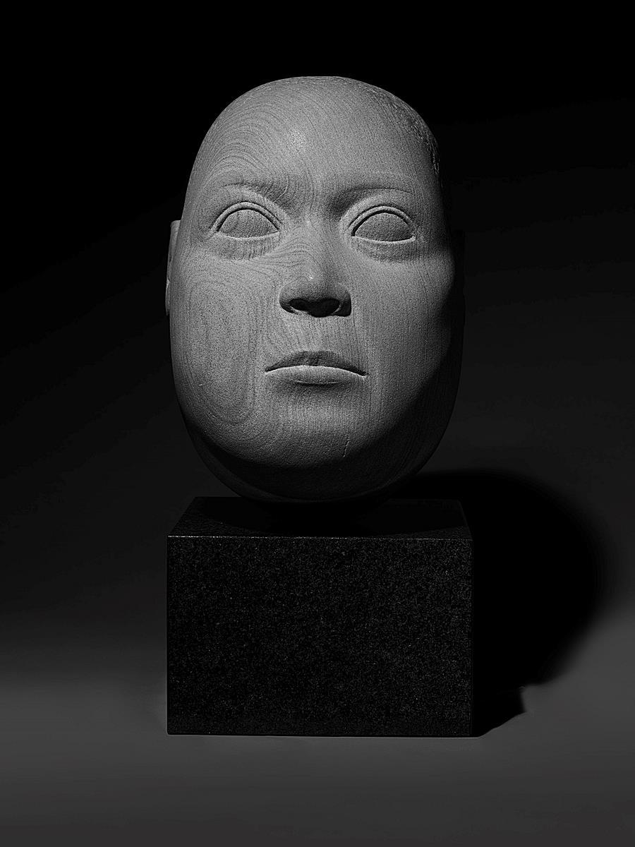 Head of Charlie Parker