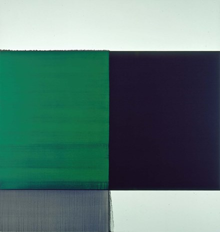 Exposed Painting (Veronese Green), 2005