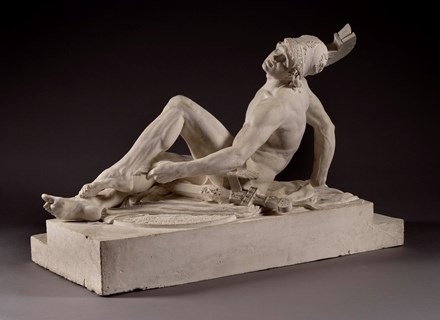 Achilles wounded